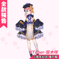 Cosplay women's wear suit Pre sale Over 14 years old Animation, games S,M,L,XL CGCOS Japan Ancient style , Lovely wind , Lolita Vtuber cosplay vtuber