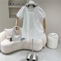 Dress Spring 2021 White, black Average size 18-24 years old 51% (inclusive) - 70% (inclusive)