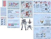 Model making tools / accessories Stickers Mr