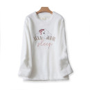 Sweater / sweater Winter 2020 white XS,S,M,L,XL Long sleeves routine singleton  Plush Sweet 18-24 years old