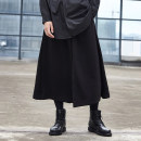 Casual pants Others other black M, L Ninth pants Other leisure easy X059P90 Original designer