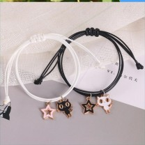 Bracelet other 30-39.99 yuan Huedy  brand new goods in stock Japan and South Korea lovers Fresh out of the oven other Lock / key O11826_ y9iXClnwJ
