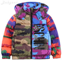 Down Jackets 120cm,130cm,140cm,150cm,160cm,165cm,3A/100cm,4A/105cm,5A/110cm 90% White duck down children Jeux d'enfants Camouflage polyester have cash less than that is registered in the accounts Detachable cap Zipper shirt other Class B Polyester 100% Polyester 100% Two, three, four, five