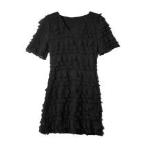 Dress Summer 2021 black S,M,L,XL