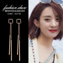 Earrings Silver ornaments RMB 25-29.99 DODOGOGO brand new female Japan and South Korea goods in stock Fresh out of the oven Silver inlaid gems Plants and flowers one thousand seven hundred and six Spring and summer 2017 yes Same model in shopping mall (sold online and offline) 925 Silver
