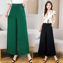 Casual pants White, brown, black, dark green, jujube red, color 1, color 2, color 3, color 4, color 5, color 6, color 7, color 8, color 9, color 10, color 11, color 12 XL (1'9-2'1 waist recommended), 2XL (2'2-2'4 waist recommended), 3XL (2'5-2'7 waist recommended), 4XL (2'8-3 waist recommended) hemp
