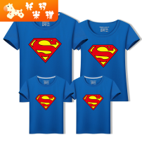 Parent child fashion Tomami Male and female A family of three 11-01 summer leisure time routine Cartoon animation Finished T-shirt cotton L M S XL XXL ap3ok Class B Cotton 95% other 5% M L XL XXL White black red orange yellow light blue lake blue fruit green pink water green