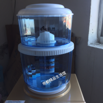 Water purifier Le Meirong Zwsz (2015) no.0130 SM Activated carbon Direct drinking Terminal purified water Domestic water purification bucket Activated carbon PPF cotton activated carbon + softening resin PPF cotton, activated carbon fiber 005 other 12L/h