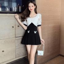 Fashion suit Summer 2021 S,M,L,XL,XXL Black 9202, black 9185