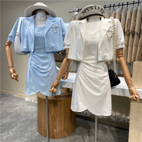 Fashion suit Spring 2021 M, L White, blue, black 18-25 years old First Sight 31% (inclusive) - 50% (inclusive)