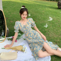 Dress Summer 2020 Daisy dress S,M,L singleton  Sweet