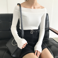 sweater Winter 2017 Average size White, gray, dark blue, black, pink, orange Long sleeves Socket singleton  other 30% and below stand collar commute routine Solid color Other / other