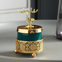 Decorative ashtray ceramics Simple and modern