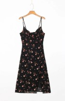 Dress Summer 2020 As shown in the figure S,M,L singleton  street camisole 18-24 years old 31% (inclusive) - 50% (inclusive) Europe and America