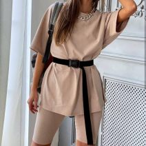 Casual suit Summer 2020 S,M,L,XL LH0429A 96% and above polyester fiber