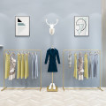Clothing display rack clothing iron Iron post station Package one, package two