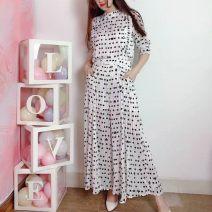 Fashion suit Summer 2020 S,M,L white