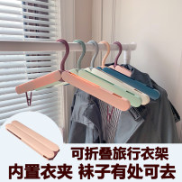 coat hanger Four, six, one Green, blue, meat, pink, grayish white Plastic other Nordic style