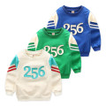 Sweater / sweater Top one kids male Sign 90 is about 90, sign 100 is about 100, sign 110 is about 110, sign 120 is about 120, sign 130 is about 130 spring and autumn nothing Korean version Socket routine No model cotton other Cotton 95% polyester 5% Class B Cotton liner