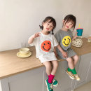 Dress White, gray female Other / other 90cm,100cm,110cm,120cm,130cm,140cm Cotton 90% other 10% summer Korean version Short sleeve Cartoon animation cotton A-line skirt Class B 18 months, 2 years old, 3 years old, 4 years old, 5 years old, 6 years old, 7 years old, 8 years old Chinese Mainland