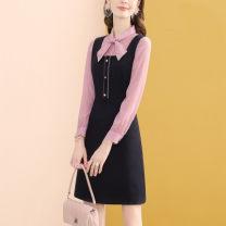 Dress Spring 2021 black S,M,L,XL,2XL