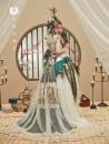Wedding dress Spring 2021 green S [19:00 on April 16] , M [start at 19:00 on April 16] , L [start at 19:00 on April 16] , Customization