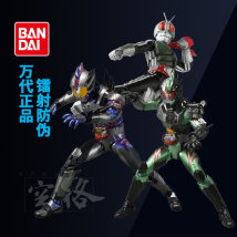 Others Over 14 years old goods in stock Amazon 17575 new Omega 17577 masquerade Knight accel 12882 masquerade Knight new 1 15176 masquerade Knight snipe shooter lv.2 12879 whirlwind special effects 96465 Kamen Rider Bandai / Wandai Japan Masked Knight Series PVC series Kamen Rider