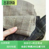 skirt Autumn 2020 S,M,L,XL Black grey, coffee longuette High waist skirt If encounter