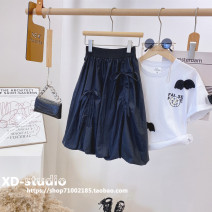 skirt Size 110 (recommended height about 110cm), Size 120 (recommended height about 120cm), Size 130 (recommended height about 130cm), size 140 (recommended height about 140cm), size 150 (recommended height about 150cm), size 160 (recommended height about 160cm) Other / other female Other 100% summer