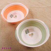 Washbasin BEIBI Rabbi Light green, orange LOFFZ20902
