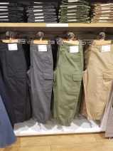 Casual pants Hong Kong Youth fashion S,M,L,XL trousers Other leisure Straight cylinder