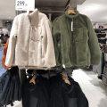 short coat Winter 2020 S,M,L,XL,2XL Black, beige, olive