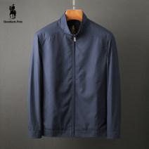 Jacket Gulaco Paul Business gentleman Dark blue, Dark Khaki, light khaki M,L,XL,2XL,3XL standard Other leisure Four seasons NXW-7506 New polyester fiber 100% Long sleeves Wear out 2019