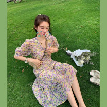 Hat other Floral Dress S,M,L,XL summer female AZ801