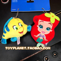 Cartoon card / Pendant / stationery Over 3 years old Keychain / Pendant mermaid Price of a pair goods in stock Charlotte