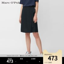skirt Autumn of 2019 32/155 34/160 36/165 38/170 40/175 Dark blue (880) Mid length dress Versatile Natural waist Denim skirt Solid color More than 95% Marc O'Polo other Lyocell 100% Same model in shopping mall (sold online and offline)