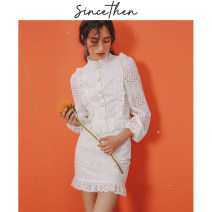 Fashion suit Spring 2020 S,M,L Picture color (in stock) 18-25 years old since then TZ190888 cotton