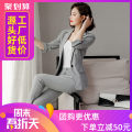 Professional pants suit S,M,L,XL,XXL,XXXL Summer of 2019 shirt elbow sleeve A3116+P3116 trousers J-ME 25-35 years old 51% (inclusive) - 70% (inclusive) Vinylon