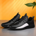 Low top shoes Black and white [leather waterproof], white and black [leather waterproof], all black [mesh ventilation], black and white [mesh ventilation] 44,43,42,41,40,39 Other / other Superfibria Trochanter Round head Sports and leisure shoes Netting leisure time Sports & Leisure Color matching