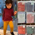 T-shirt UNIQLO / UNIQLO female spring and autumn Long sleeves High collar leisure time No model cotton other Cotton 100% Class B 12 months, 9 months, 18 months, 2 years old Chinese Mainland
