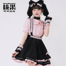 Lolita / soft girl / dress Baciobouquet / Corylus cocoa bouquet S. M, l, deposit booking details
