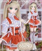 BJD doll zone Dress 1/3 Over 14 years old goods in stock Suitable for DD, DDS, dddy. Suitable for ordinary 1 / 3 baby. The clothes are the same size, suitable for different baby Kon'D(Kondoll)