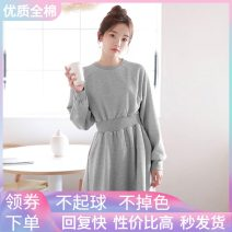 Sweater / sweater Spring 2021 XS,S,M,L,XL,2XL,3XL Long sleeves have more cash than can be accounted for Socket singleton  Plush V-neck easy commute raglan sleeve Solid color 25-29 years old 91% (inclusive) - 95% (inclusive) Korean version cotton A0517 Pocket, thread cotton Intradermal bile duct