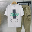 T-shirt White, black Other / other 2XL (for 150-156 height), 3XL (for 160-171 height) male summer leisure time cotton Cartoon animation Cotton 90% other 10% Class B 7, 8, 14, 6, 13, 11, 10, 9, 12 Chinese Mainland