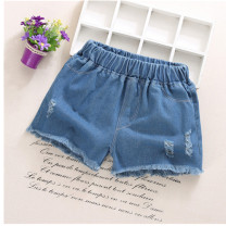 trousers Chenghang xuanjie female summer shorts leisure time No model Jeans Leather belt middle-waisted Denim Don't open the crotch 1-1 2, 3, 4, 5, 6, 7, 8, 9, 10, 11 Chinese Mainland Jiangsu Province Suzhou