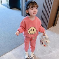 T-shirt 28 black, 28 gray, 28 peach Other / other The recommended height is 90cm for 90, 100cm for 100, 110cm for 110, 120cm for 120, 130cm for 130 and 140cm for 140 female spring and autumn cotton Solid color Warehouse 28 Five, six, seven, eight, nine, ten