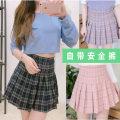skirt Summer 2017 Short skirt Pleated skirt Princess Lilai 661 XS,S,M,L,XL,XXL Pink, gray, blue