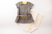 suit Other / other female spring and autumn 2 pieces No model 6 months