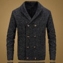 T-shirt / sweater ITbuy+ Fashion City Black, apricot S,M,L,XL,2XL,3XL routine Cardigan Lapel Long sleeves winter easy 2020 Wool 90% cotton 10% leisure time British College youth routine Solid color washing Regular wool (10 stitches, 12 stitches) wool blend