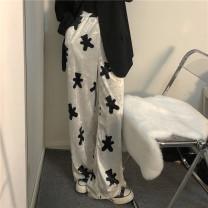 Casual pants Picture color One size fits all, XXS pre-sale Summer 2021 trousers Wide leg pants High waist commute routine 51% (inclusive) - 70% (inclusive) Korean version